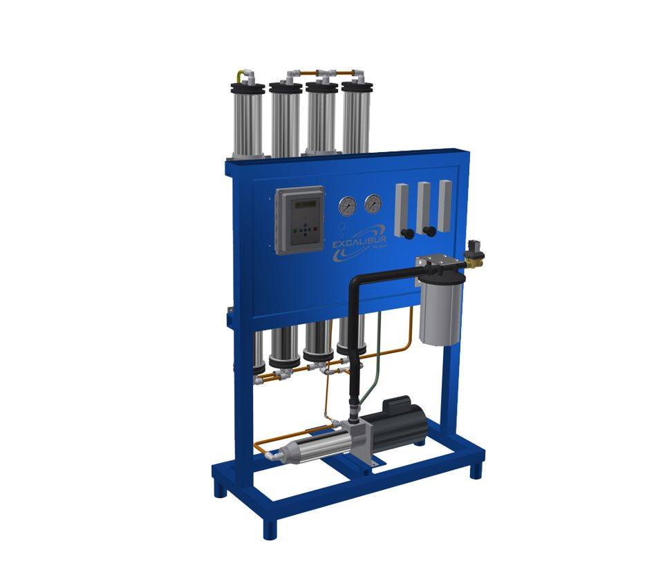 Ro Sfc4 Commercial Reverse Osmosis System Water