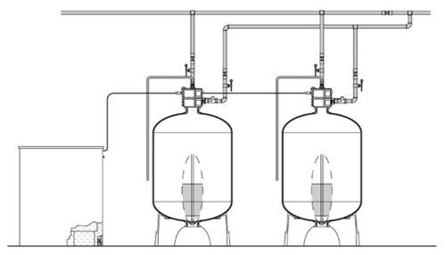 diagrams wiring   water softener systems installation