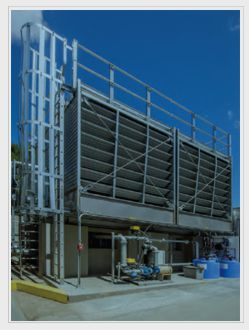 FEATURES OF THE EXCALIBUR SIDE STREAM COOLING TOWER FILTER