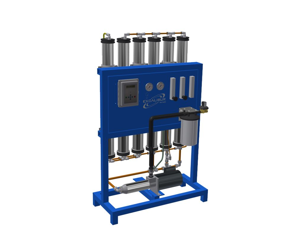 Series SFC Sureflo Commercial Reverse Osmosis System