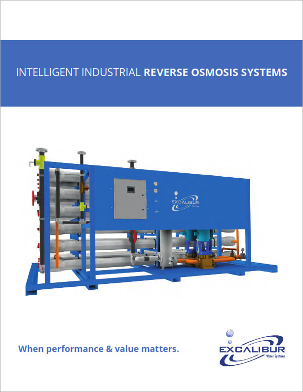 Excalibur Intelligent Reverse Osmosis Systems Brochure
