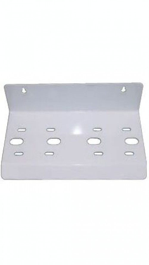 Double Mounting Bracket for Jumbo Filter Housings with Screws