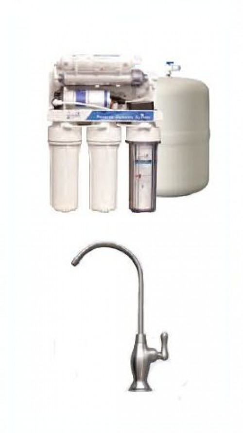 Premium Model 7 Stage Reverse Osmosis System