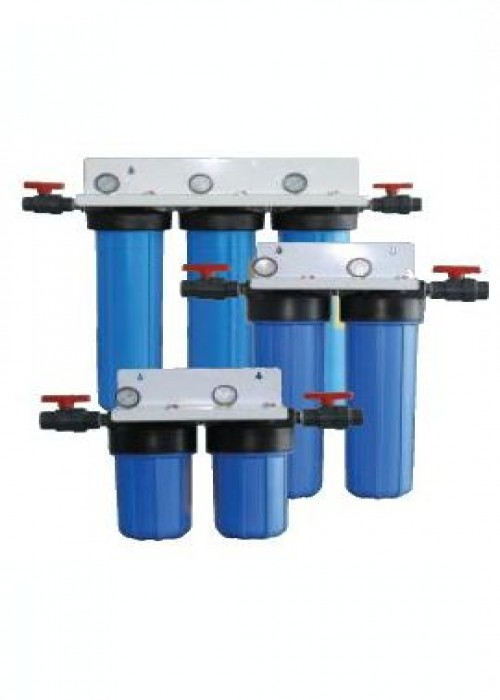 Jumbo Filtration System