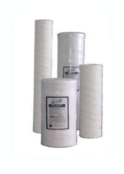 Polypropylene Yarn String Wound - Standard & Jumbo Cartridges