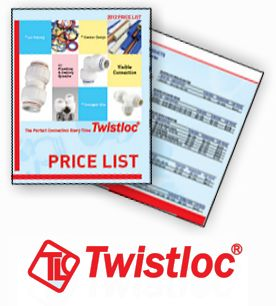 Twistloc® fittings and valves Cataloque